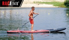 Inflatable Turing Race Around Cruising Stand up paddle board Sup Board Surfboard Paddle board Surf board(China)