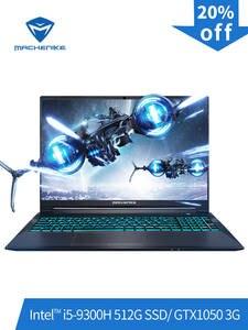Machenike Ram/512g Notebook Gaming Laptop T58-VA   Intel-Core-I5-9300h 1050/8GB SSD SSD/15.6''