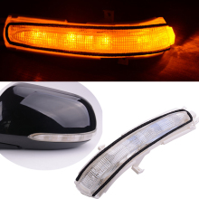 Outside rearview Mirror LED Turn Signal light lamp blinks Indicator for HONDA ACCORD CM4 CM5 CM6 2003  2004 2005 2006 2007
