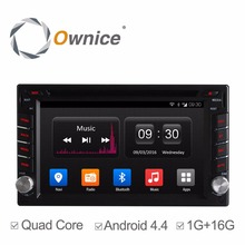 Ownice C300 New Universal 2 Din Car Radio DVD Player GPS Navigation In Dash Stereo Video Free Map Quad Core Support DAB+ TPMS