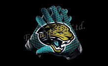 Jacksonville Jaguars Glove 3x5 ft flag 100D Polyester flag 90x150cm NFL custom american football gloves flag(China)