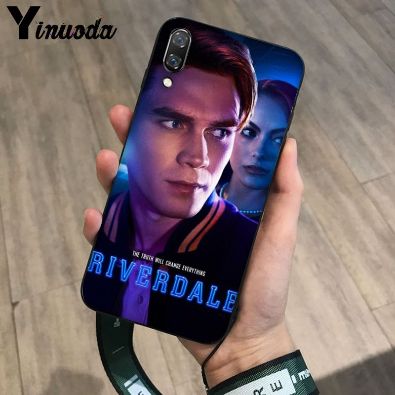 Hot TV show Riverdale pattern