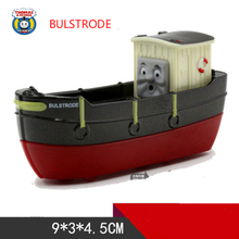 Diecast Metal Train BULSTRODE BUS Megnetic Trains Toy The Tank Engine Trackmaster Toy For Children Kids Gift-Thomas and Friends(China)