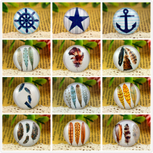 New Fashion 5pcs/Lot 25mm Handmade Photo Glass Cabochons Big Feather (Feather anchor series)(China)