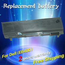 JIGU Laptop Battery For dell Latitude E6400 M2400 E6410 E6510 E6500 M4400 M4500 M6400 M6500 1M215 312-0215 312-0748 312-0749(China)