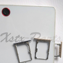 1PCS New original Sim Card Tray parts Replacement for ZTE Nubia z9 mini NX511J Z9mini