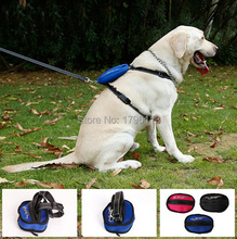 High-grade large dogs harness leash sets supplies big dogs top quality harnesses leads suit accessories pets products 1pcs S-XL