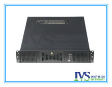 "Stable 19"" 2U rackmount case RC2630A-2 supports MAX 12""*13"" ATX M/B with Three paralle expansional slots for full-height Card"
