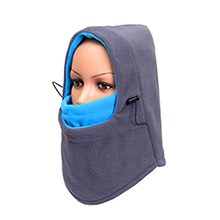 HOT!!! BRO Outdoor Sports Thermal Face Masks Winter Ski Snowboard Hood Fleece Windproof Neck Warm Motorcycle Scarf Cycling Cap