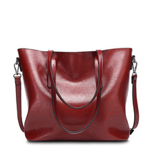 2017 Luxury 100% Guarantee Natural Genuine leather women handbag Fashion shoulder bag High quality women messenger bags Bao Bao(China)