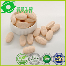 bulk packing 1000pcs top quality skin whitening vitamin C skin care tablets
