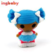 Cheap 1 Angel Little Girl MGA Mini Doll Handmade Doll Simulation Animal Shape Doll 3cm Small Hand Toy Color Random ingbaby WJ911
