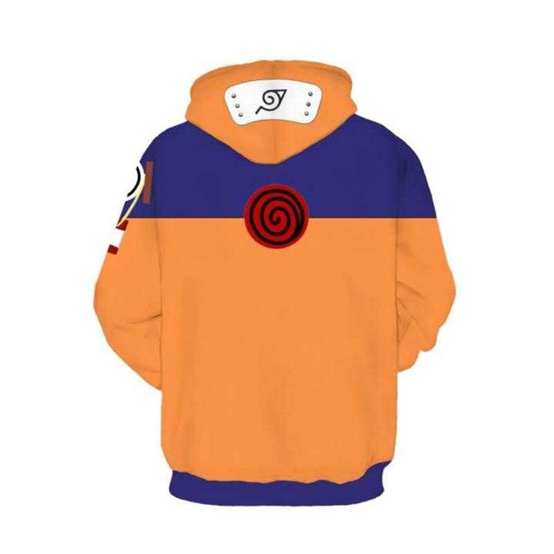 Naruto Borutu Cosplay Hoodies Costumes Men Women Spring Tops Jacket Coat Anime Clothing Luxtees (3)