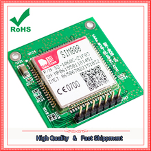 SIM808 adapter board GPS GSM GPRS Bluetooth module, instead of SIM908 board