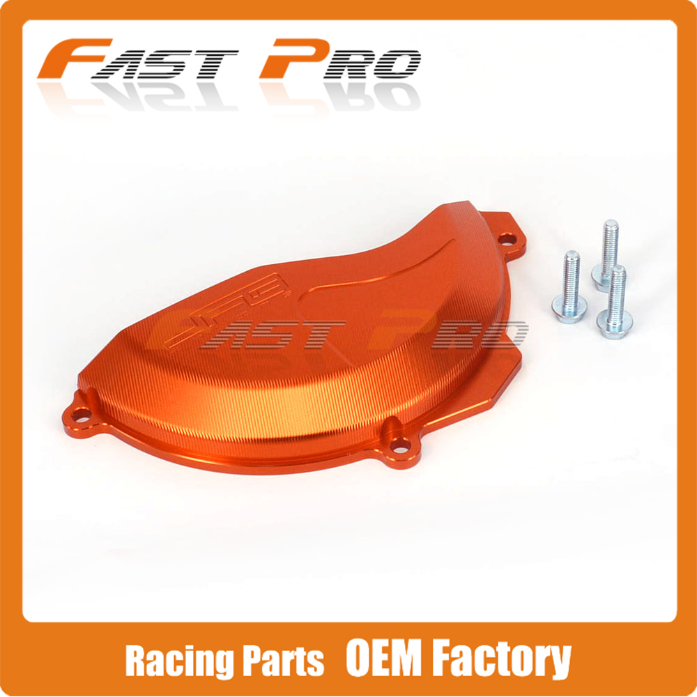 CNC Right Side Engine Case Cover Protector Guard For KTM SXF250 13-15 SXF350 11-15 EXC-F250 14-15 EXC-F350 12-15 Motorcycle<br>