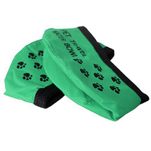 Boutique  Dog Pet Travel Collapsible Food Water Bowls,green
