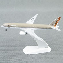 StarJets 1:500 Scale Mini Asiana Airlines Boeing 777-200 Diecast Aircraft Airplane Model Airplane Toys Model Gifts Collection C