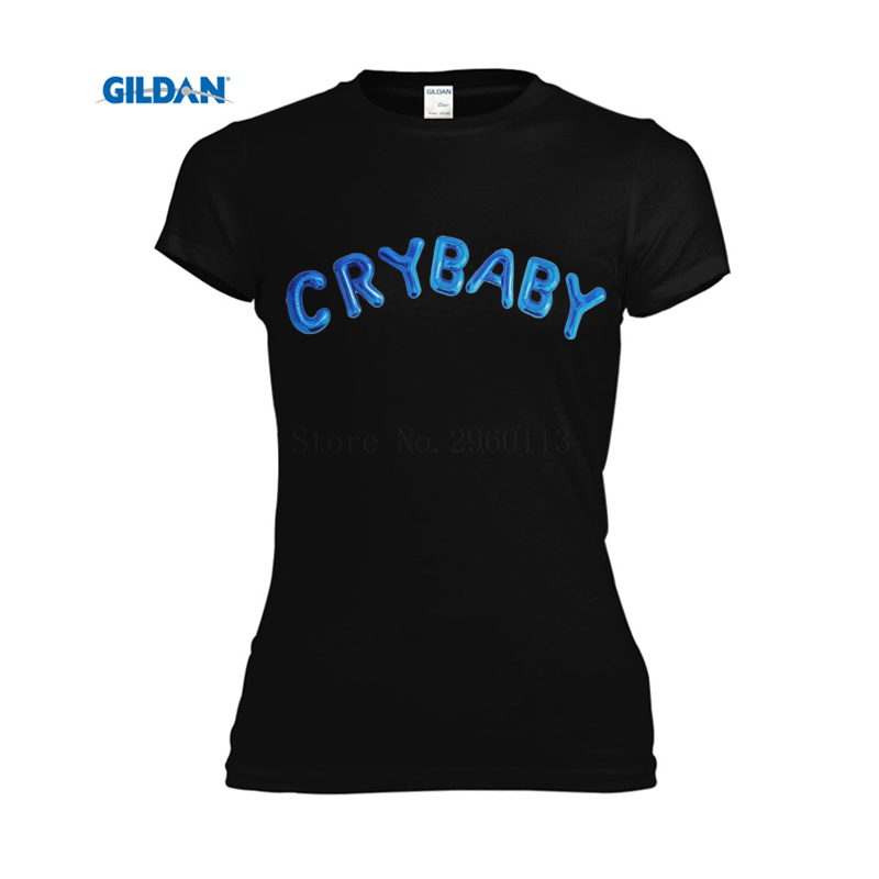cry baby by melanie martinez 2017 women t shirt Novelty tee shirt 5 colors summer tops tee shirt(China (Mainland))