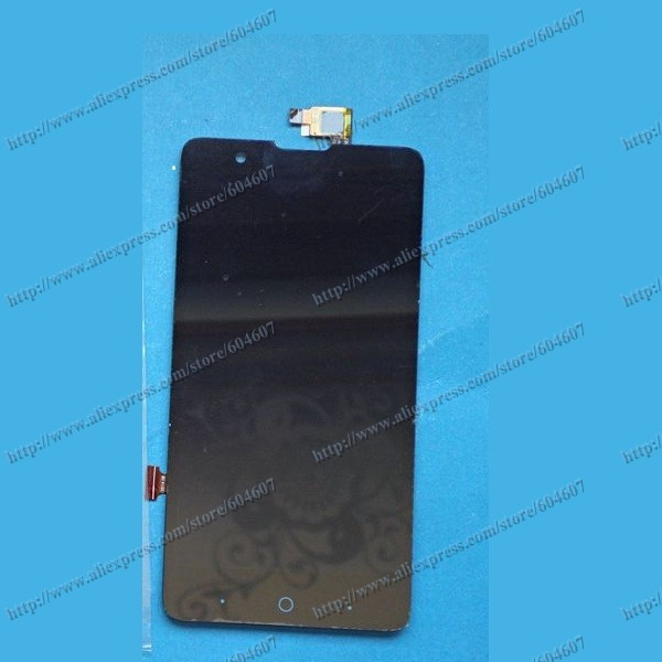 New OEM Black Replace Touch Screen with Digitizer+LCD Display Assembly For ZTE Red bull V5 V9180 Phone<br><br>Aliexpress