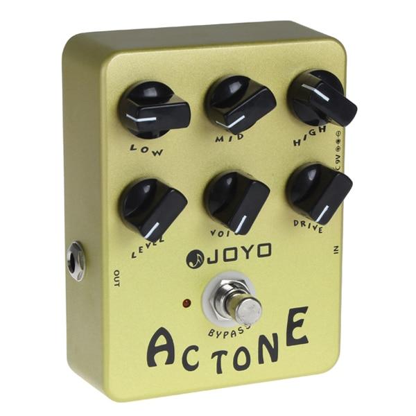 JOYO JF-13 Vox AV-30 Tone Guitar Effects with Classic British Rock Sound <br>