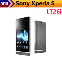 "Original Sony Xperia S LT26i Cell Phone 4.3"" Touch Screen Android 12MP WIFI GPS Internal 32GB"