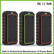 Waterproof Portable Car Jump Starter Auto Booster Device Battery Charger Mini USB LED Power Bank Pack Emergency Car Start Jumper