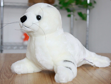 Super cute 1pc 30cm cartoon Ocean polar world sea lion plush hold doll home decoration sweet stuffed toy children baby gift