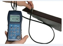 Portable Digital Ultrasonic Thickness Gauge Meter Tester SW7 For Metal With through coating function ( 3 mm ~ 25mm)(China)