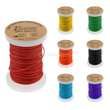"30 Meter/Roll 0.021"" Thickness Archery Bow Strings Protect Serving Thread For Various Bows"