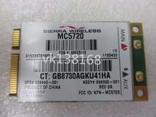 Stock NEW MC5720 EVDO 3G WWAN MINI PCIE Adapter Card for Hp sps 399440-001 398300-001