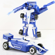 Deformation toys series of classic autobots phantom children's educational toys deformation robot