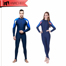 1.5mm Anti-UV Protection Lycra Wetsuits Diving Men Or Women One-piece Stinger Suit Swimwear Swimming Suit Diving Suit