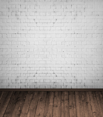 3X3M Customize vinyl photography backdrop brick wall wood computer print  background for photo studio L606<br>
