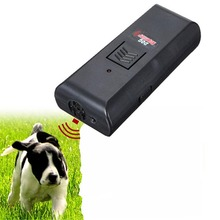 bark control electronic pet dog repeller ultrasonic Black Aggressive anti Dog Pet banish Repeller Train Stop Barking Training