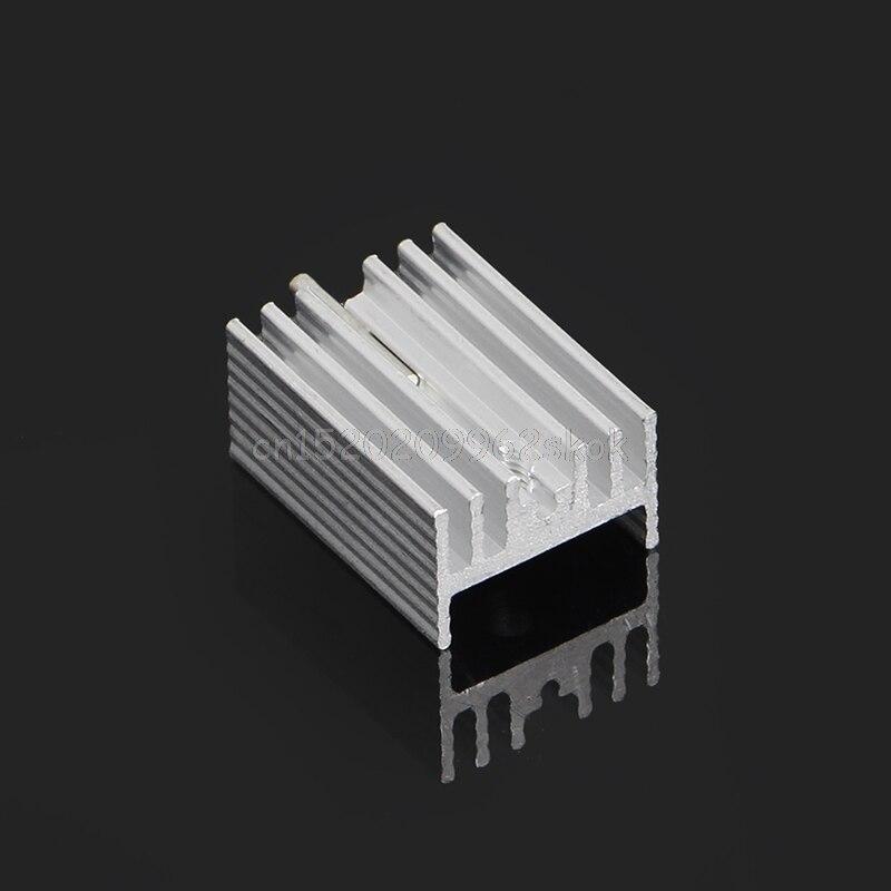 Alumiiniumist jahuti transistorid