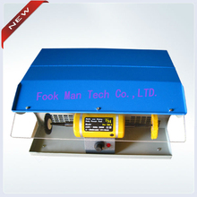 DIY tools mini bench lathe,mini table polisher ,jewelry Polishing motor with Dust Collector