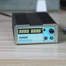 CPS-3205II Wholesale precision Compact Digital Adjustable DC Power Supply OVP/OCP/OTP low power 32V5A 110V-230V 0.01V/0.01A  DHL