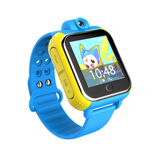 Children Security JM13 3G Android smart watch GPS Tracker 1.54 Touch screen Kids SOS Emergency With camera PK smartwatch Q90(China)