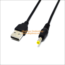 80CM Power USB Charger Cable DC 4.0mm Plug DC4017 Charging for PSP PSP100 PSP110 Game Player 5V2A Free Shipping+Tracking Number(China)