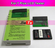 Jiutu High Precise LCD Tester For iPhone 7Plus 5.5inch LCD Screen Digitizer Display Testing Cell Repair Machine Tools