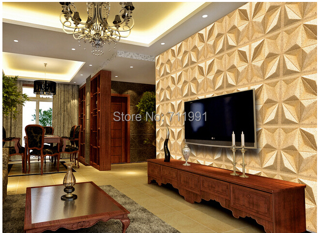 Custom large murals of European 3D stereoscopic concave convex resin sandstone relief the television background wall wallpaper<br><br>Aliexpress