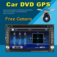 Car electronics Car Radio Double 2din Car DVD Player GPS Auto In dash Car PC Stereo Head Unit video For universal VW Free Camera