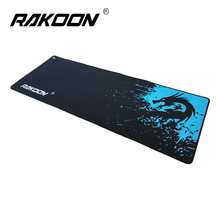 Zimoon Store Large Gaming Mouse Pad Locking Edge Mouse Mat Speed/Control Version For Dota Warcraft Mousepad 6 Sizes(China)