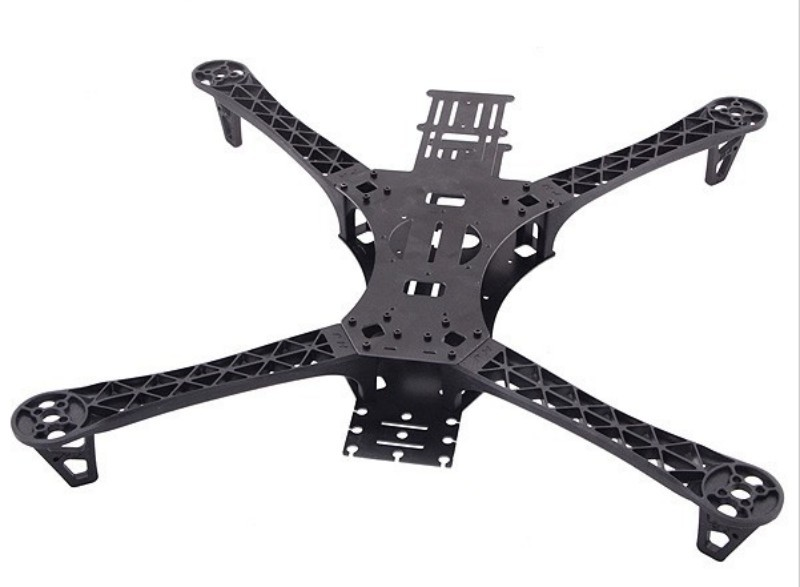 MWC X - Mode Alien Multicopter Quadcopter Frame Kit with F450 F550 arm --Black Color<br><br>Aliexpress