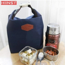 Insulated Pouch Cooler Tote Portable  Waterproof Food Storage Bag gastronomic lunch bags Navy Comfystyle san25 ga