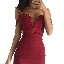 2017 Club Sexy Summer Dress Off the Shoulder Sweetheart Neck Zipper Tunic Skinny Mini Bodycon Bandage Dress for Women Plus Size