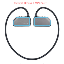 New Wearable Sports MP3 Player Bluetooth Headset Handsfree Sweatproof Lossless Music Player 8GB Smart Wireless Running mp3