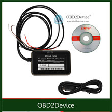 Cheap 8 in 1 Truck Adblue obd2 Emulator with Nox Sensor including Software for Module Programming