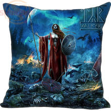 New Arrival Custom Pillow Case One Man Army Ensiferum Style Pillowcase zipper