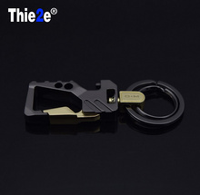 Design Cool Luxury Keychain Car Key Chain Key Ring for hyundai ix35 passat b5 For f10 e39 f30